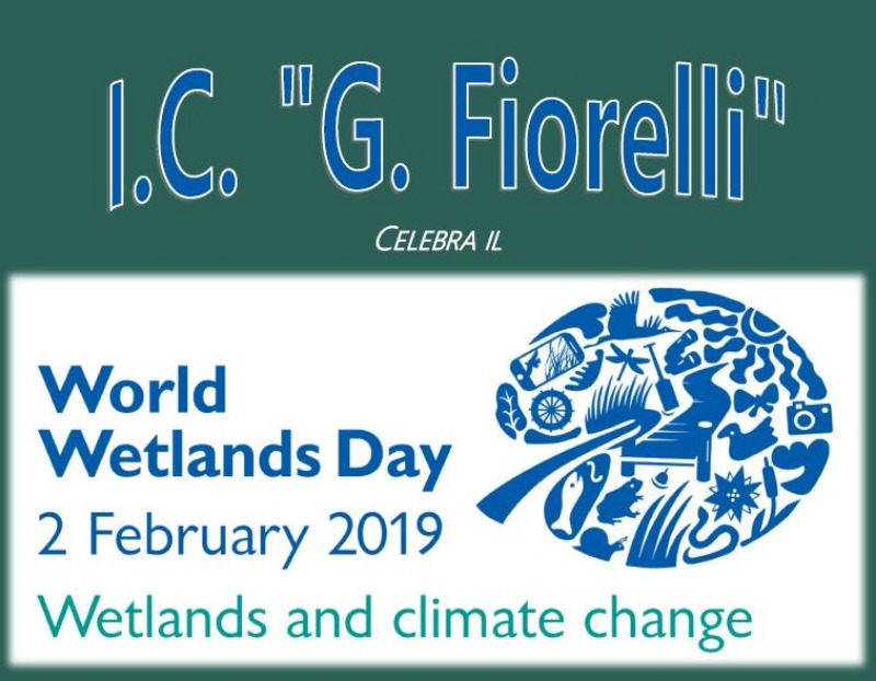 MARTEDI' 29 GENNAIO: WETLANDS AND CLIMATE CHANGE