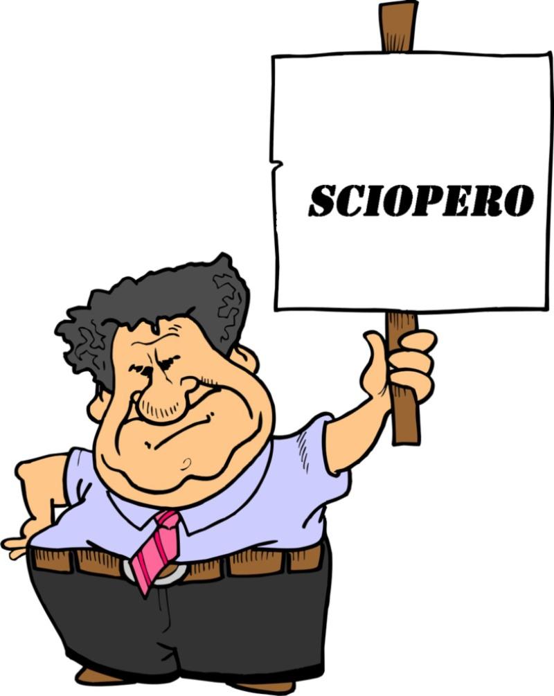 11/12/2019: SCIOPERO COMPARTO SCUOLA ATA