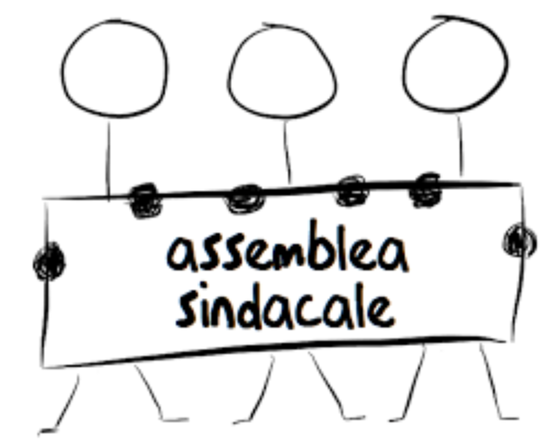 20/03/2019: ASSEMBLEA SINDACALE D'ISTITUTO