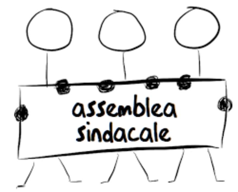18/02/2019: INGRESSO CLASSI PER ASSEMBLEA SINDACALE