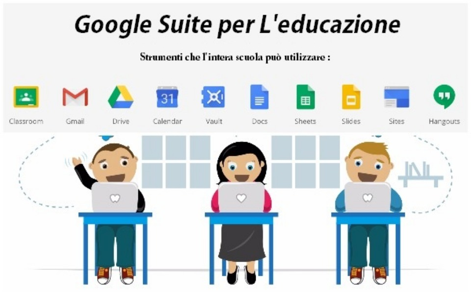G SUITE IC FIORELLI